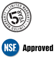 Bruegmann is NSF Approved!
